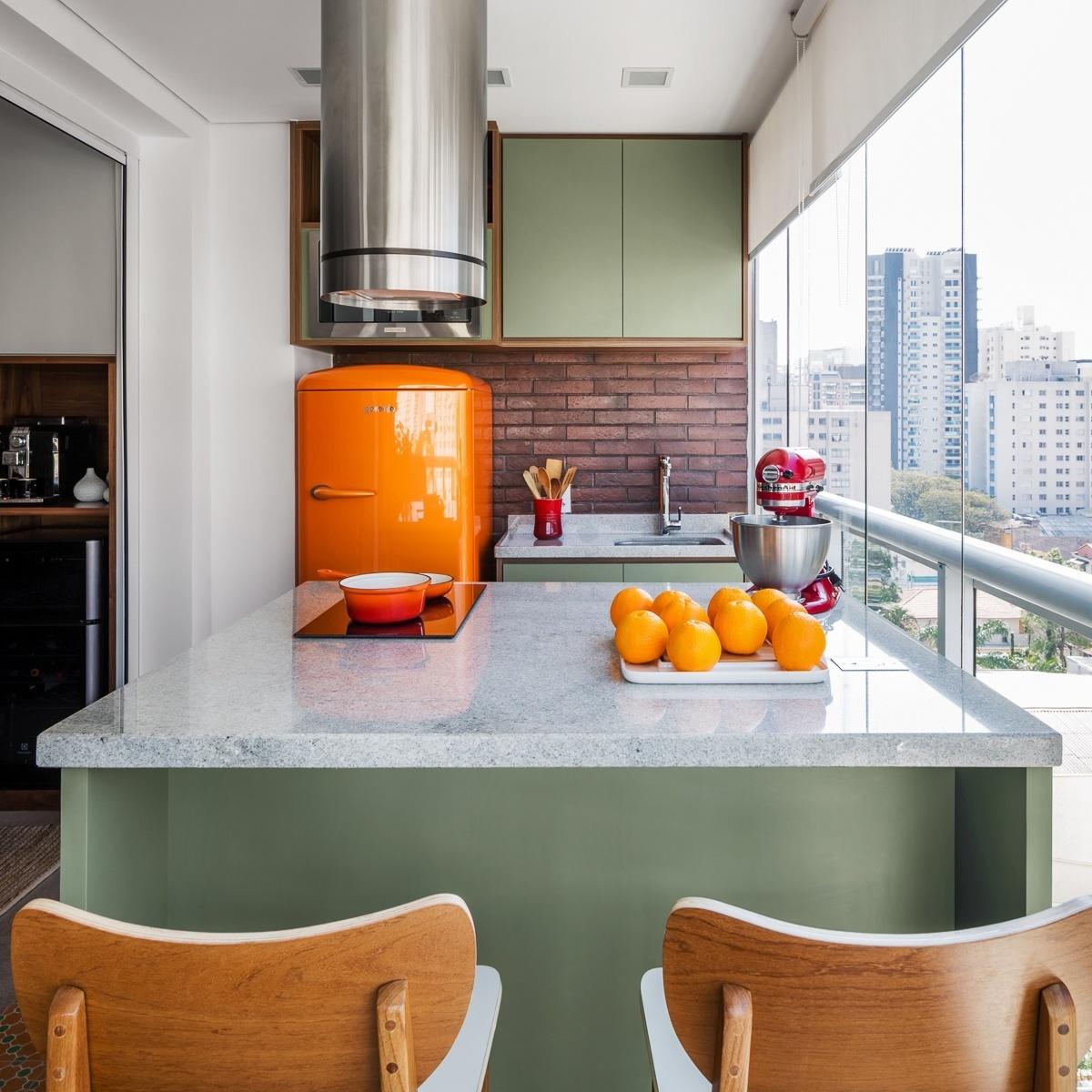 Cozinhas Integradas Casa E Decora O Uol Mulher
