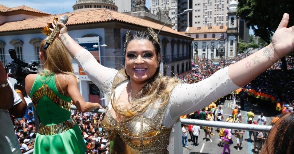 Preta Gil espera meio milhão de pessoas no Bloco da Preta este domingo (31)