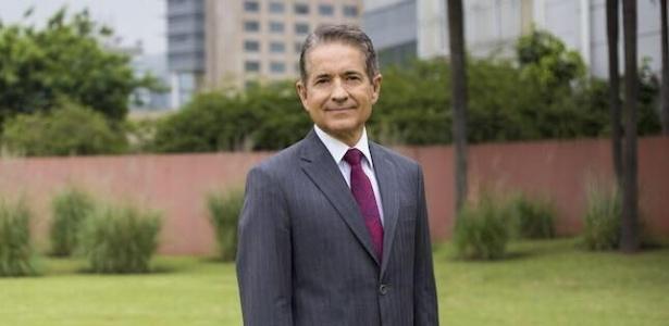 Carlos Tramontina, apresentador de telejornais da Globo em São Paulo - Reprodução/Facebook/Carlos Tramontina