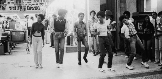 """Bailes de soul dos anos 1970 estão na exposição """"1976 - Movimento Black Rio 40 anos"""" - Almir Veiga/Divulgação"""