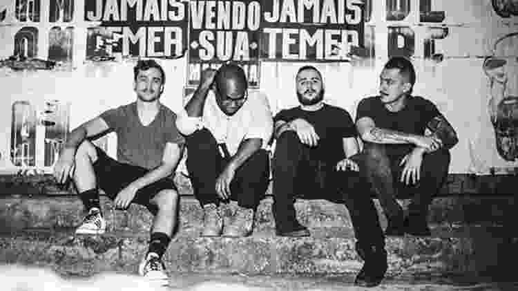 """Banda Bratislava faz lançamento do álbum """"Fogo"""" - Divulgação - Divulgação"""