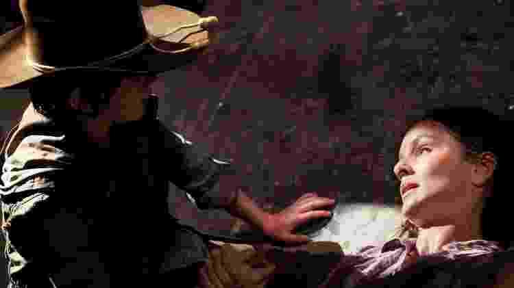 Morte Walking Dead Lori - Reprodução/AMC - Reprodução/AMC