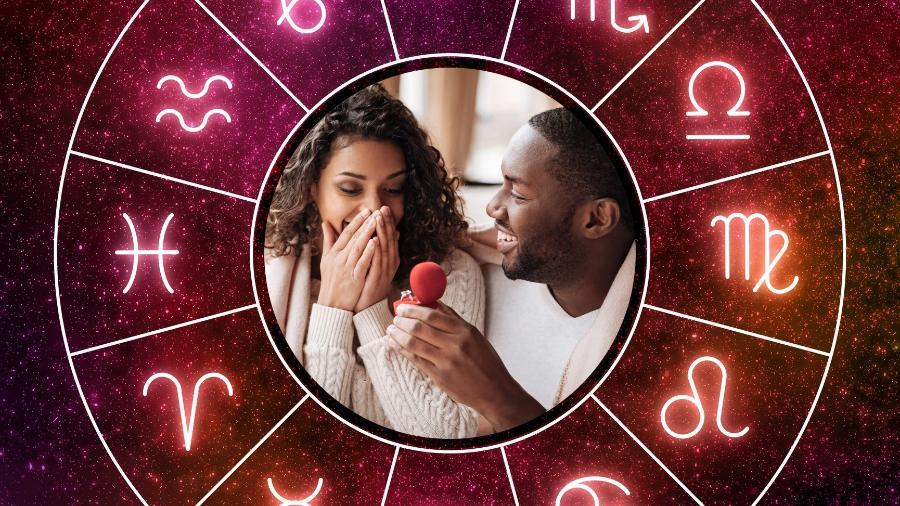 Existe um pedido de casamento que agrada a cada signo - Getty Images