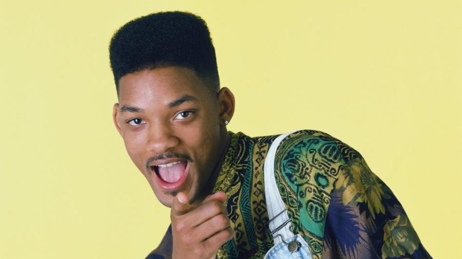 """Will Smith em """"Um Maluco no Pedaço"""": agora no Globoplay - Reprodução"""
