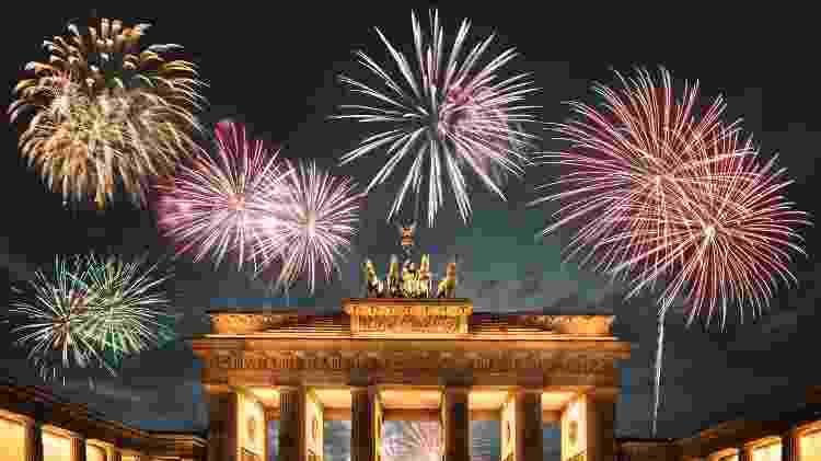 Ano novo Berlim - iStock - iStock