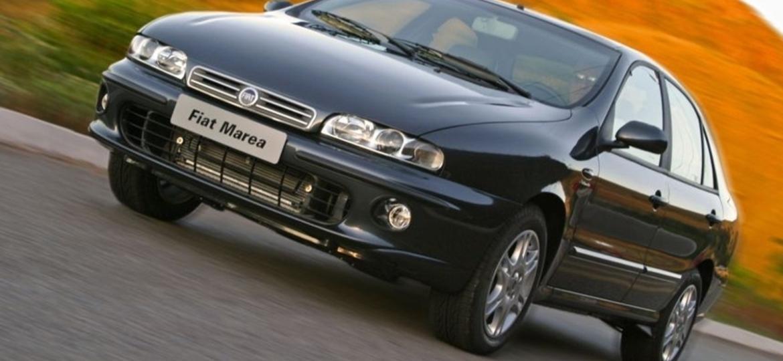 Marea Turbo  186 cavalos no motor garantem desempenho, mas busca por peças é  mais complicada Imagem  Divulgação 509849f960