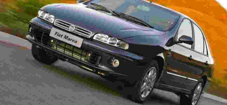 Marea Turbo: 186 cavalos no motor garantem desempenho, mas busca por peças é mais complicada - Divulgação