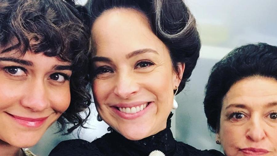 Alessandra Negrini, Gabriela Duarte e Grace Gianoukas - Reprodução/Instagram