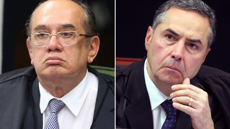 Barroso versus Mendes - Reprodução