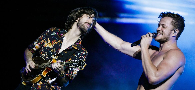 Imagine Dragons no Lollapalooza Brasil 2018 - Mariana Pekin/UOL