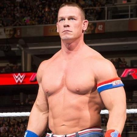 John Cena no WWE - Reprodução