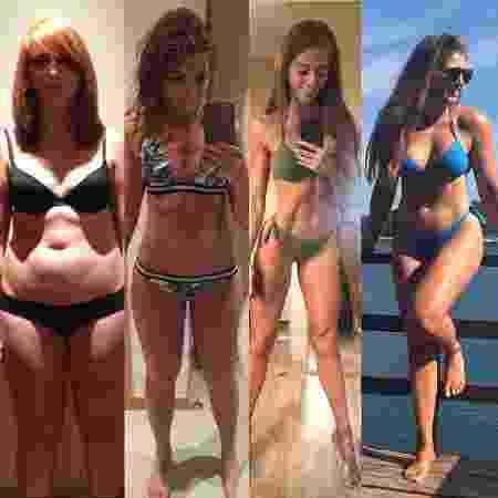 Transformação do corpo de Siobhan O?Hagan - Instagram/@ohftiness_ie