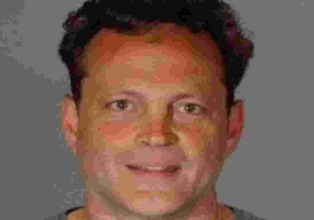 Vince Vaughn foi detido acusado de dirigir bêbado em Manhattan Beach, na Califórnia - Foto da Polícia