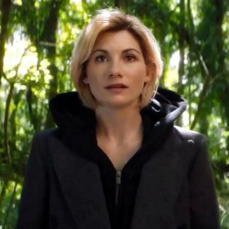 Jodie Whitaker, a Doctor Who - Reprodução