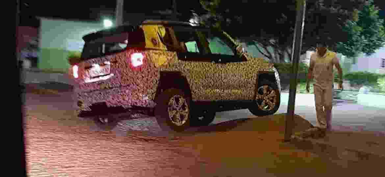 Jeep Renegade vai ganhar seu primeiro facelift cerca de três anos e meio após surgir no Brasil - Bruno César/Reprodução