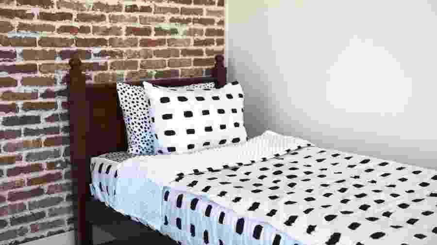 """Conjunto de roupa de cama com zíper - Divulgação/Beddy""""s"""