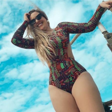 Ex-BBB Patrícia Leite - Reprodução/Instagram