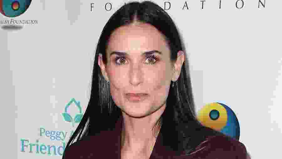 Demi Moore participa de evento de centro de reabilitação feminino em Los Angeles - David Livingston/Getty Images