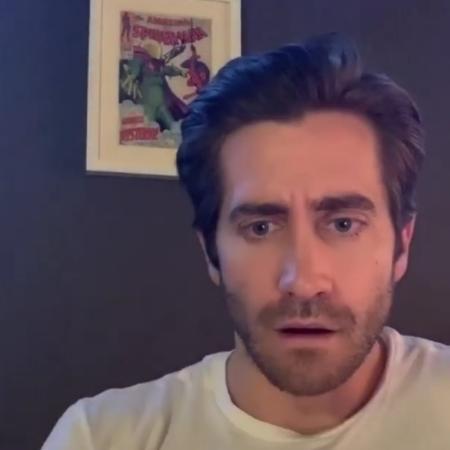 O ator Jake Gyllenhaal - Reprodução