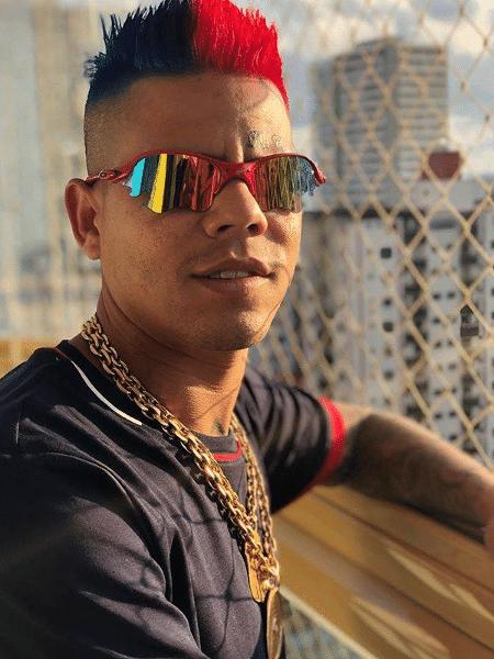 O funkeiro MC Lon - Reprodução/Facebook