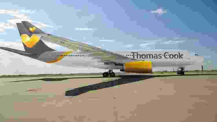 Divulgação/Thomas Cook Airlines