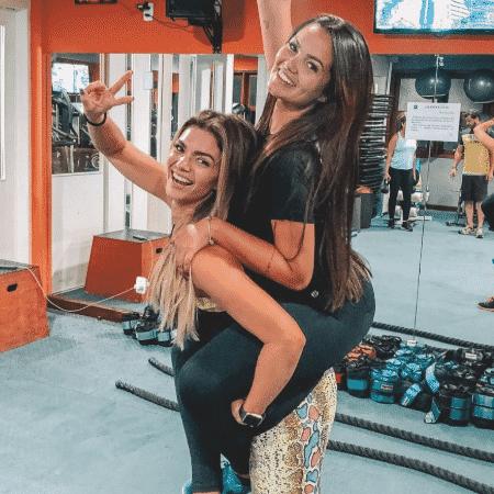 Kelly Key com a filha, Suzanna Freitas - Reprodução/Instagram