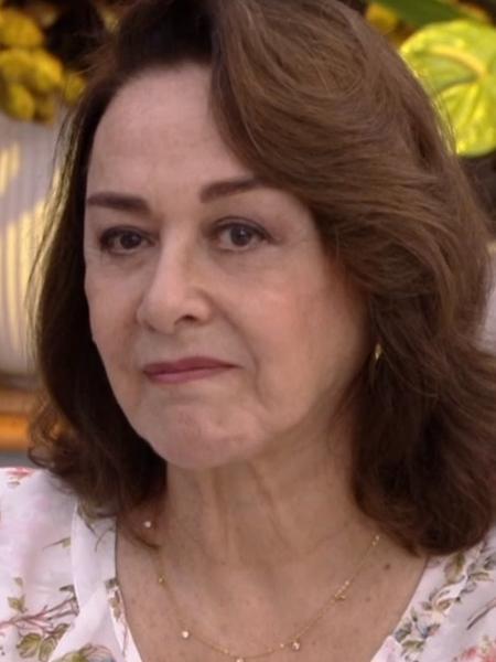 """Nívea Maria no """"Mais Você"""" - Reprodução/Globo"""