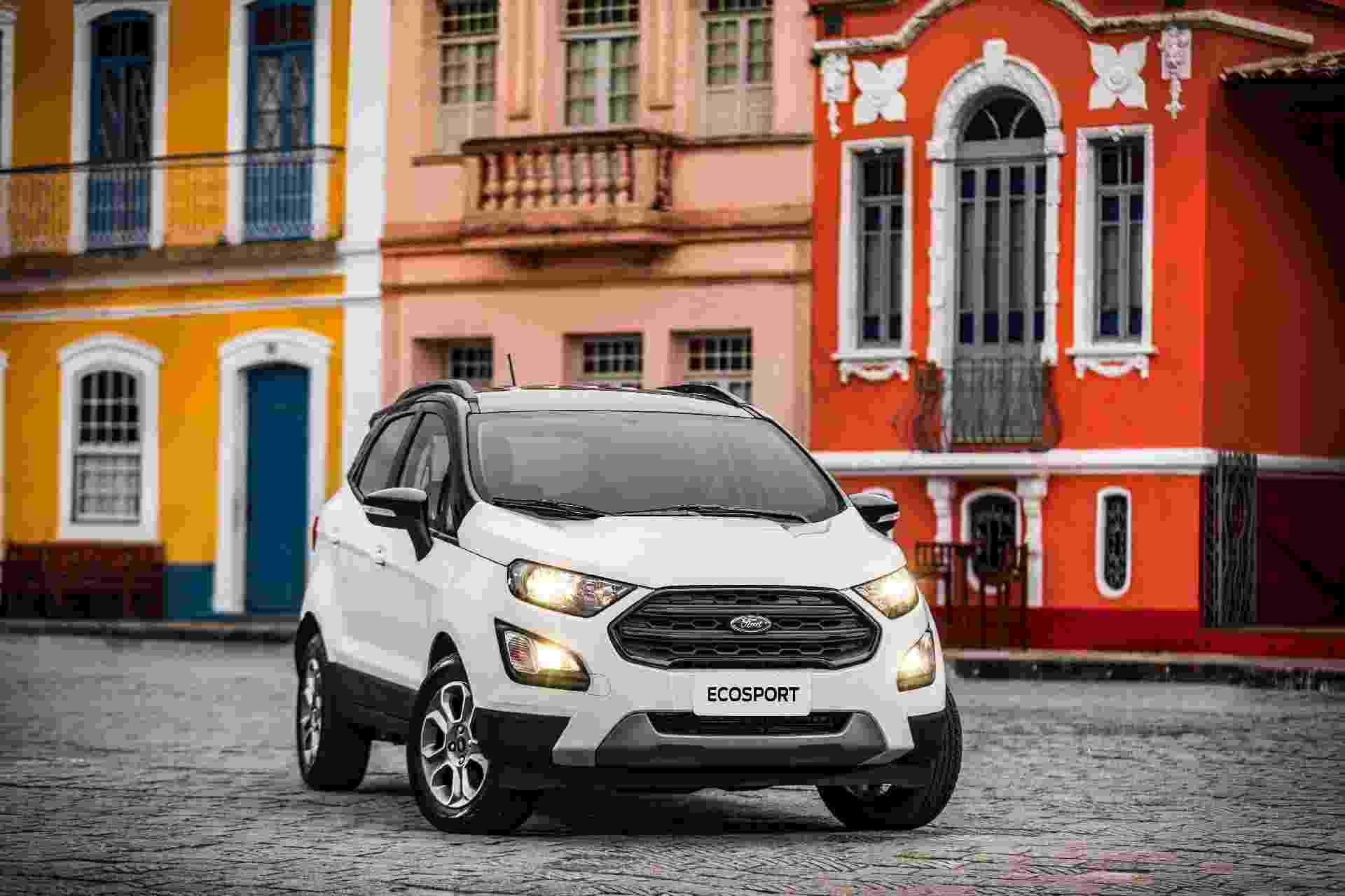 Ford EcoSport 2020 - Divulgação