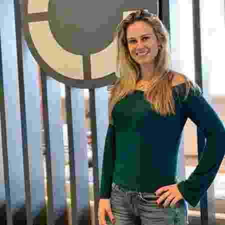 Virgínia Prestes dá aula de investimentos na FAAP: mulher é mais conservadora que homem - Arquivo Pessoal