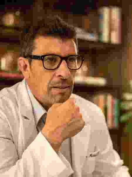 Milhem Cortaz viverá um médico na próxima novela das nove Amor de Mãe  - Victor Pollak  TV Globo