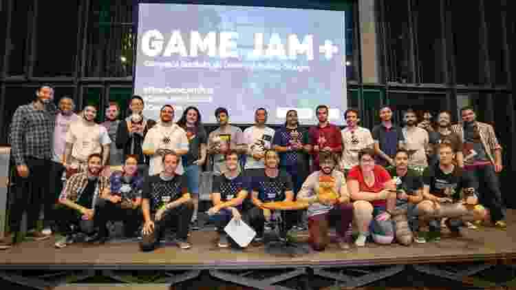 Game Jam Plus - Divulgação - Divulgação