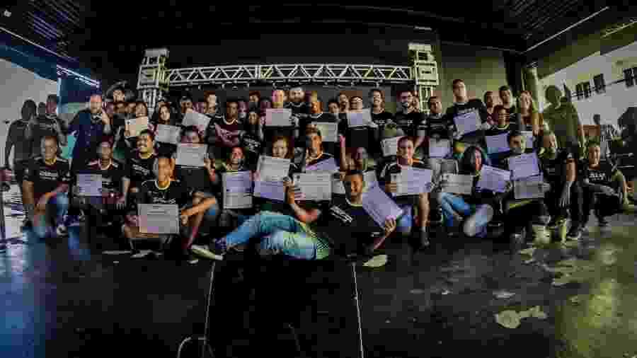 AFG é time de LoL formado por alunos da Afrogames - Divulgação