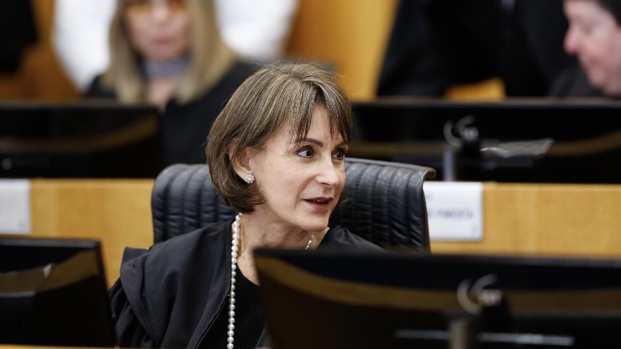 A presidente do TST, Maria Cristina Peduzzi - Giovanna Bembom/TST