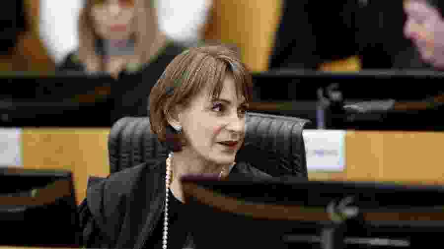 A ministra Maria Cristina Peduzzi preside TST e o CSJT - Giovanna Bembom/TST
