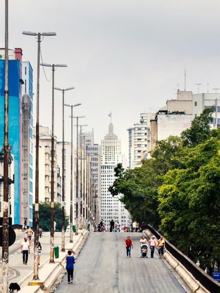 Temperaturas devem cair nesta terça (18) em São Paulo - Getty Images