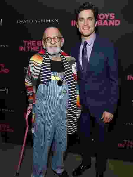 """Matt Bomer participou da adaptação da peça """"The Normal Heart"""" para a televisão - Getty Images"""