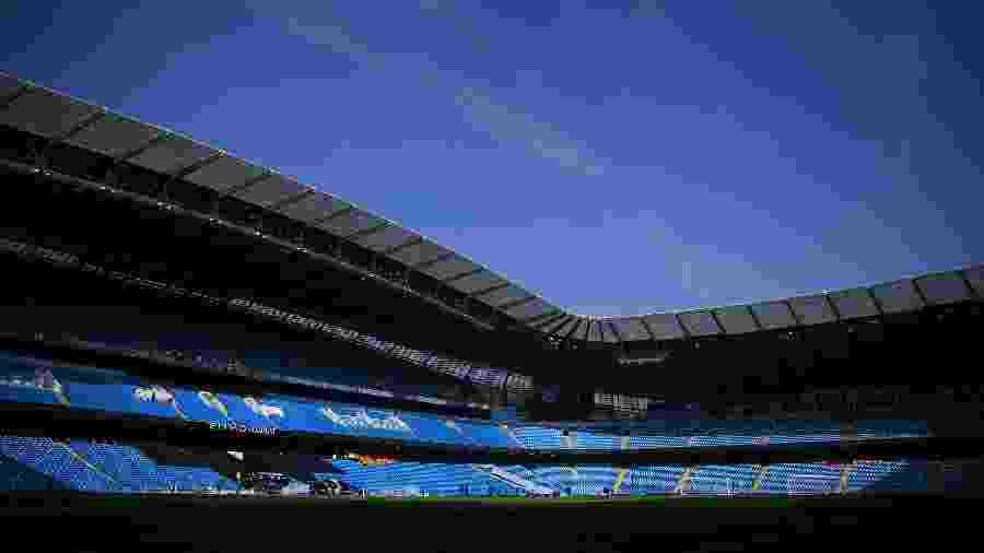 Audiência é resposta ao recurso do City, banido por duas temporadas de competições europeias - Getty Images