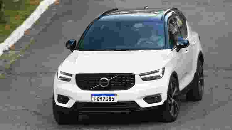 Volvo - Murilo Góes/UOL - Murilo Góes/UOL