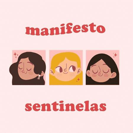 Ex-BBBs Gizelly Bicalho e Marcela Mc Gowan se uniram à advogada Izabella Borges para criar o projeto Sentinela Delas - Reprodução/Instagram