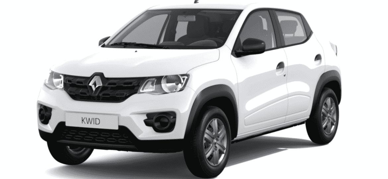 Segundo carro mais barato do Brasil, Renault Kwid é o modelo que oferece menor consumo dentre as cinco opções mais em conta disponíveis no mercado - Divulgação