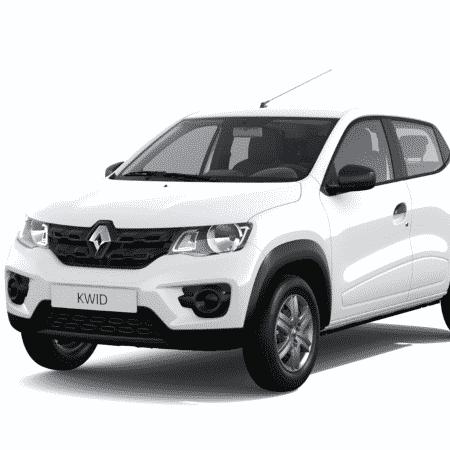 Renault Kwid Life - Divulgação - Divulgação