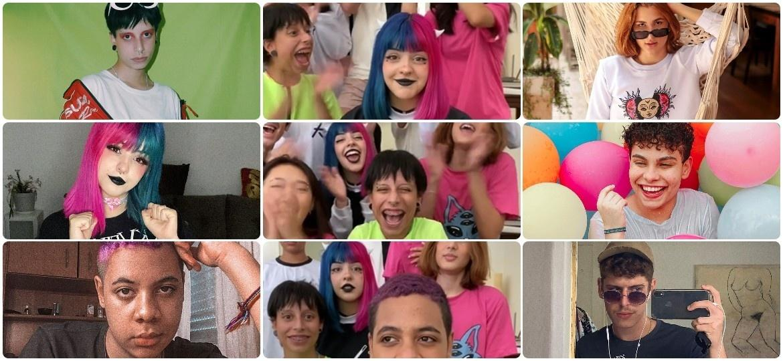 TikTok: um mundo de liberdade e tolerância para os adolescentes - Instagram/TikTok/Reprodução