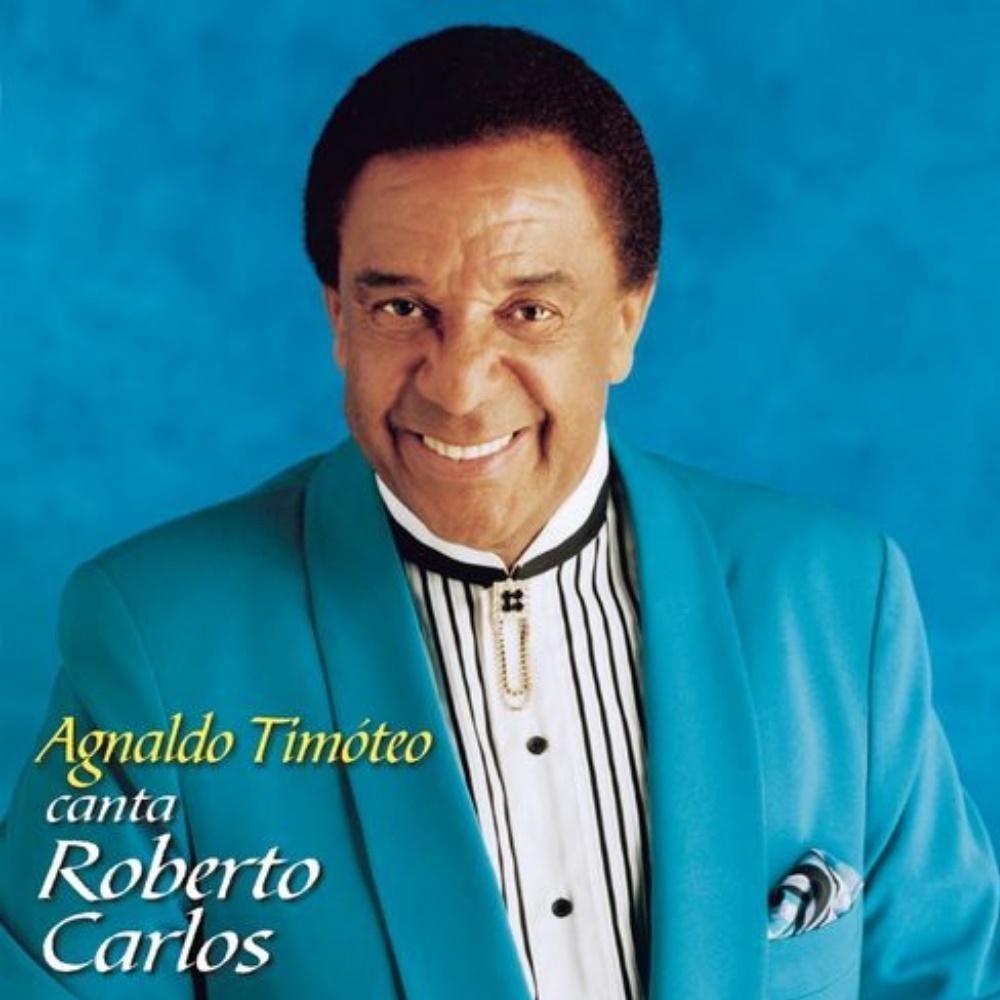 """Nas décadas seguintes, destacam-se trabalhos como """"Em Nome do Amor"""", com músicas de Roberto Carlos, e """"Angela e Agnaldo"""", gravado com sua madrinha artística Ângela Maria. - Reprodução"""