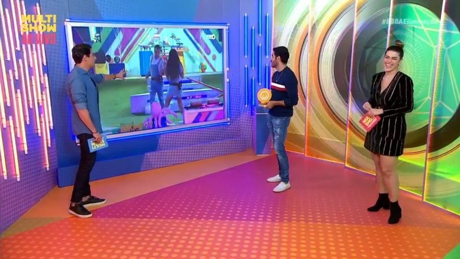 BBB 21: Rodolffo elogia Juliette no reality - Reprodução/ Globoplay