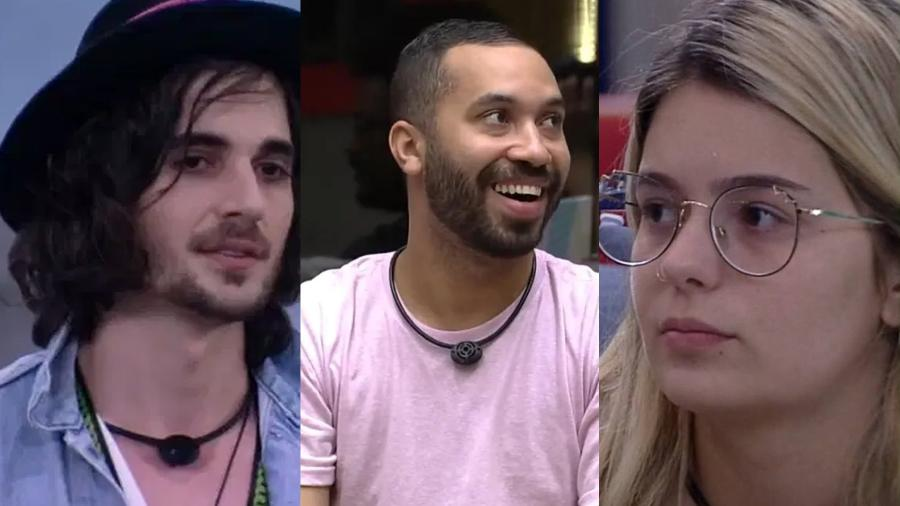 BBB 21: Quem você quer fora do BBB? - Reprodução/Globoplay