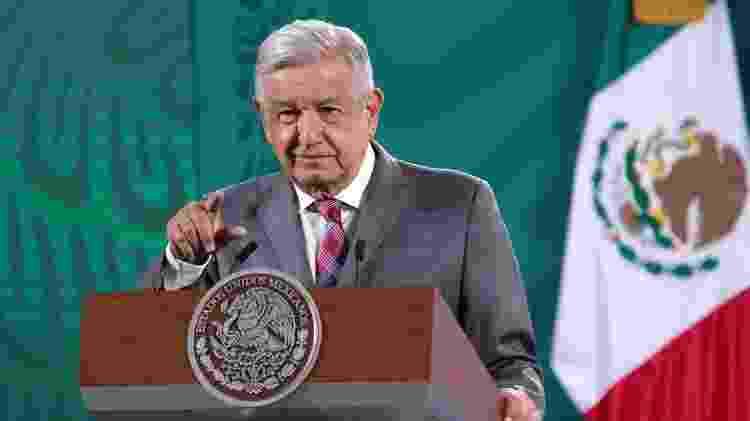 O presidente do México é um dos que pediu ajuda a Biden com as vacinas - EFE - EFE