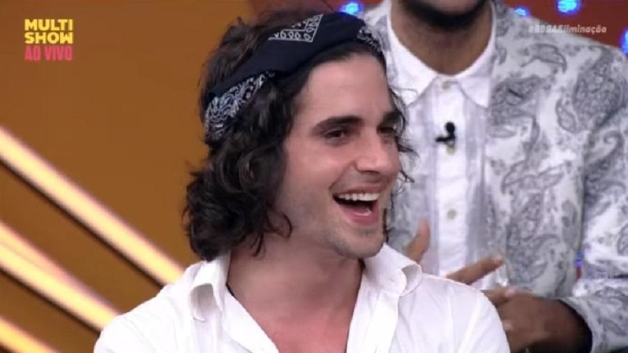 BBB 21: Fiuk diz que sua mãe cornetou sua passagem pelo reality show - Reprodução/Globoplay