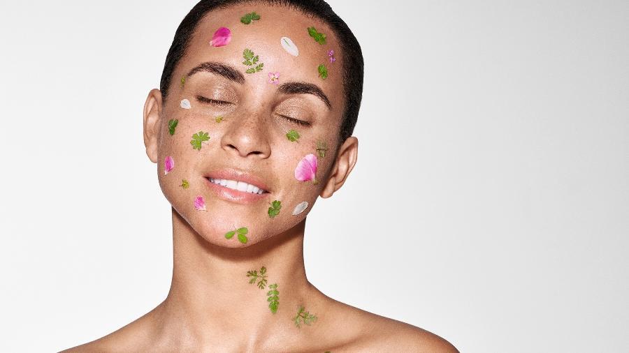 Domitila Barros, modelo e greeninfluencer - Thomas Rusch/Divulgação