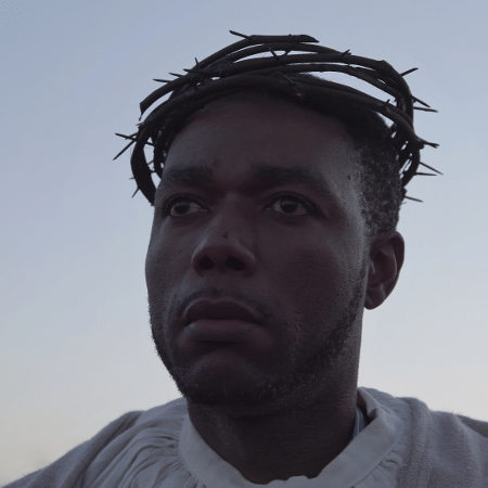 Yvan Sagnet, ativista camaronês que é Jesus no filme de Milu Rao - Divulgação