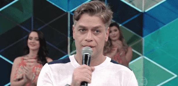 Fábio Assunção relembra vício em drogas e recebe depoimento de Casagrande - Reprodução/TV Globo